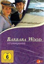 DVD NEU/OVP - Barbara Wood - Sturmjahre - Tanja Wedhorn & Patrick Rapold