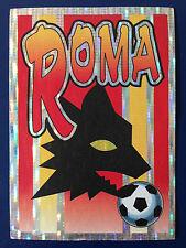 SUPERCALCIO 1997 1998 n 29 ROMA SCUDETTO Figurina Sticker Panini NEW Calciatori