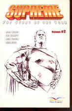 *** SUPREME THE STORY OF THE YEAR VOL. 2 - FREE COMICS ***