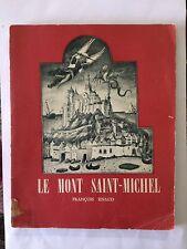 LE MONT SAINT MICHEL FRANCOIS ENAUD SITES DE FRANCE HISTOIRE LEGENDE MONASTERE