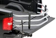 Amp Research Silver Powdercoat Bed Extender Ford F150 HD SPORT 74803-00A