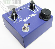NEW! Sweet Sound MOJO VIBE - Best Vibrato Pedal - Finest Uni-Vibe Tone!