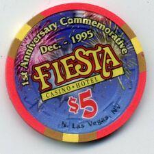 TERRIBLE/'S LAKESIDE  2nd ANNIVERSARY 2001 $5  CASINO  CHIP PAHRUMP
