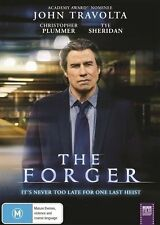 The Forger (DVD, 2016)  JOHN TRAVOLTA...REG 4...NEW & SEALED   V4