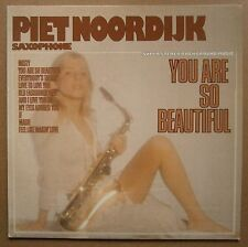 LP Piet Noordijk ‎– You Are So Beautiful Holland Jazz 1975 Omega Cheesecake