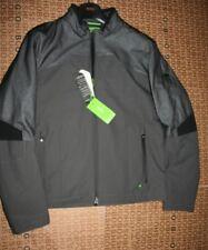 Hugo Boss Mens White Sports Golf Weather Proof Suit Jacket Coat Large