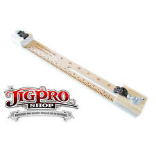 "Jig Pro 10"" Compact Pro Jig with 1/2"" Paracord Buckles by Stockstill Outdoor"