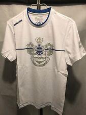 Lotto Queens Park Rangers White Crew Neck Tee Shirt Size S BNWT
