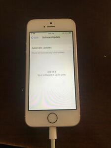 Apple iPhone SE - 32GB - Rose Gold - Unlocked - Smartphone A1662