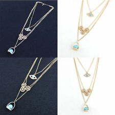 Treated Rose Gold Plated Fashion Necklaces & Pendants