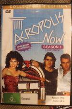 ACROPOLIS NOW TV SERIES SHOW RARE DELETED PAL DVD SEASON 1 ONE GEORGE KAPINIARAS
