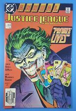 Justice League International Annual #2 The Joker DC Comics 1988