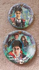 Harry Potter Prisoner of Azkaban Party Paper Plates 2 Sets of 8 ea. Hallmark New