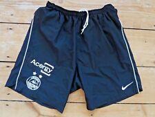 Pequeño (76.2cm-81.3cm) Aberdeen FC Shorts de Fútbol 09/10 Nike Camiseta Dons