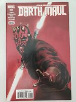 STAR WARS DARTH MAUL #1 (2017) MARVEL COMICS 1ST PRINT! LUKE ROSS ART!