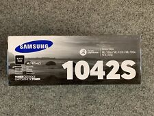 Neu Samsung MLT-D1042S Toner schwarz A