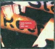 Funf Radio Hh - Mega Hits 2 (A-Ha/Rem/Elton John/Roxette/Enya) Box 3X Cd Ottimo