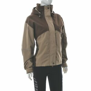 Mountain Horse Weather Proactive System Women's Jacket Removable Hood Size M