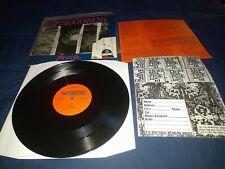 "7 Seconds Praise Vinyl Record 12"" Positive Force Records"