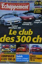 ECHAPPEMENT 379 / MARS 99 : ALFA 156 SELESPEED GTI 150 CH SUBARU VIVIO 4WD GR N