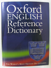 #AA,, Judy Pearsall & Bill Trumble THE OXFORD ENGLISH REFERENCE DICTIONARY, H...