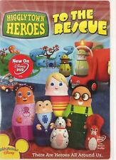 Higglytown Heroes To the Rescue DVD BRAND NEW FACTORY SEALED