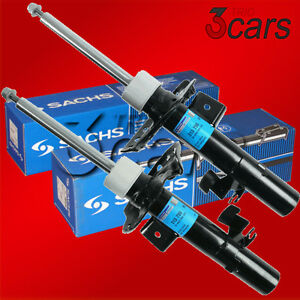 2x Gas Stoßdämpfer SACHS  vorne Ford GALAXY (WA6) S-MAX (WA6) .