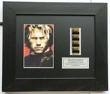 More details for heath ledger 'a knights tale' signed repro original filmcell memorabilia