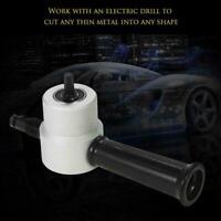 Electric Double Head Sheet Metal Cutting Nibbler Saw Drill Attachmen L5M5