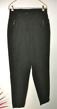 Stretch Hose Jeans WENZ Gr.40 42 schwarz 4-Pocket, 2 mit Reissverschluss Twill