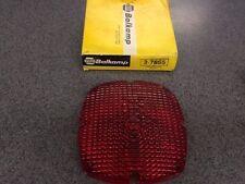 """Balkamp 3-7855 7.5"""" Red Tail Light Lens"""