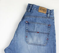 Tommy Hilfiger Hommes Jeans Jambe Droite Taille W30 L34 AKZ839