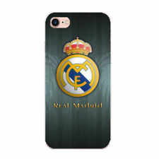 Case For iPhone 5S 5C 6 6S 7 Plus Soft TPU Mobile Phone Back Cover  Football
