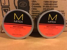 Paul Mitchell Reformer Strong Hold/Matte Finish Texturizer 3 oz (Pack Of 2)NEW