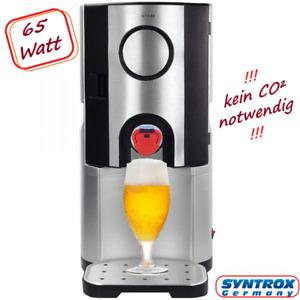 Thermoelektrischer Bierkühler für 5 Liter Fässer Bierzapfanlage Zapfanlage 65 W