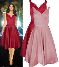 Monsoon V-Neck Dresses Fit & Flare Dress