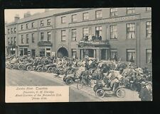 Somerset TAUNTON Claridge's London Hotel Automobile Club Advert PPC