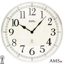 XL AMS 50 Radio Reloj De Pared oficina cocina Ø 40cm DESPACHO para salón 182