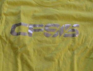 CrossFit 915 El Paso Texas T-Shirt Women S Yellow