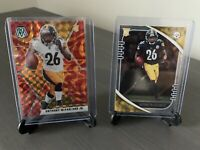 2020 Anthony McFarland Rookie Mosaic Gold Reactive Absolute Steelers Lot