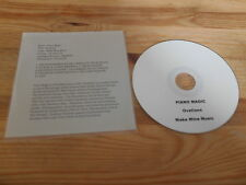 CD Indie Piano Music - Ovations (10 Song) MAKE MINE MUSIC