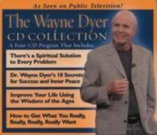 The Wayne Dyer CD Collection ~ Four-CD Audiobook Program ~ FREE Shipping