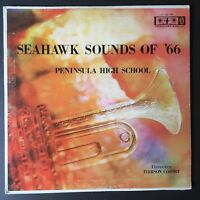 Seahawk Sounds Of '66~Peninsula High School~Iverson Cozort~FAST SHIPPING