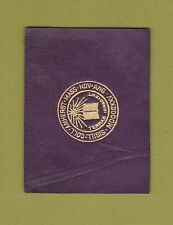 c1910 tobacco/ college leather L series Amherst College #10 Nice.