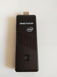 Minisforum S40 PC Stick 64GB Speicher 4GB RAM Intel Celeron N4000 2,6GHz Wie Neu