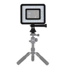 TELECAMERA 80 LED Continuous lampada anulare luce a LED per tutti gli Sport Macchina Fotografica Go Pro Hero