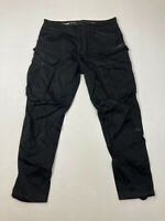 G-STAR CARGO Trousers - W34 L32 - Black - Great Condition - Men's