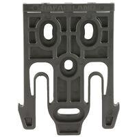 Safariland Quick Locking System 19 Holster Fork Molle Compatible Black 6004-19-2