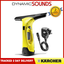 Karcher WV2 2nd Generation Window Glass Vacuum Cleaner Cordless with Adapter