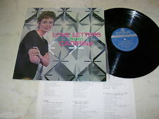 CATERINA VALENTE Love Letters From Caterina *MEGARARE Vinyl LP Made in JAPAN ´65